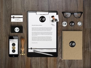 CvdB - Branding - by Zündstoff Design