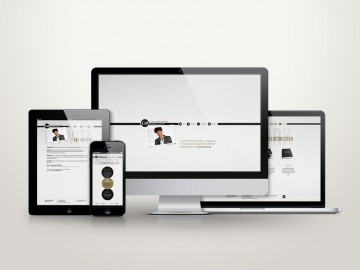 CvdB - Webseite - by Zündstoff Design