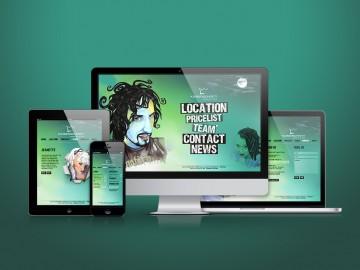Kaiserschnitt - Webseite - by Zündstoff-Design