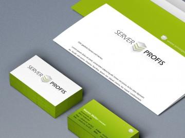 Serverprofis - Branding - by Zündstoff Design
